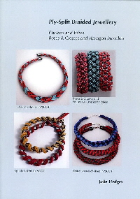 ply-split braiding Jewelry book