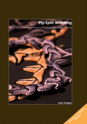 Ply-split Braiding, an introduction by Julie Hedges